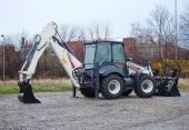 Фото: Экскаватор погрузчик Terex 970 Elite Backhoe Loader